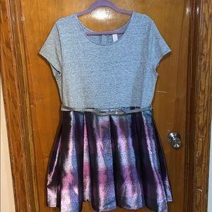Justice girls dress